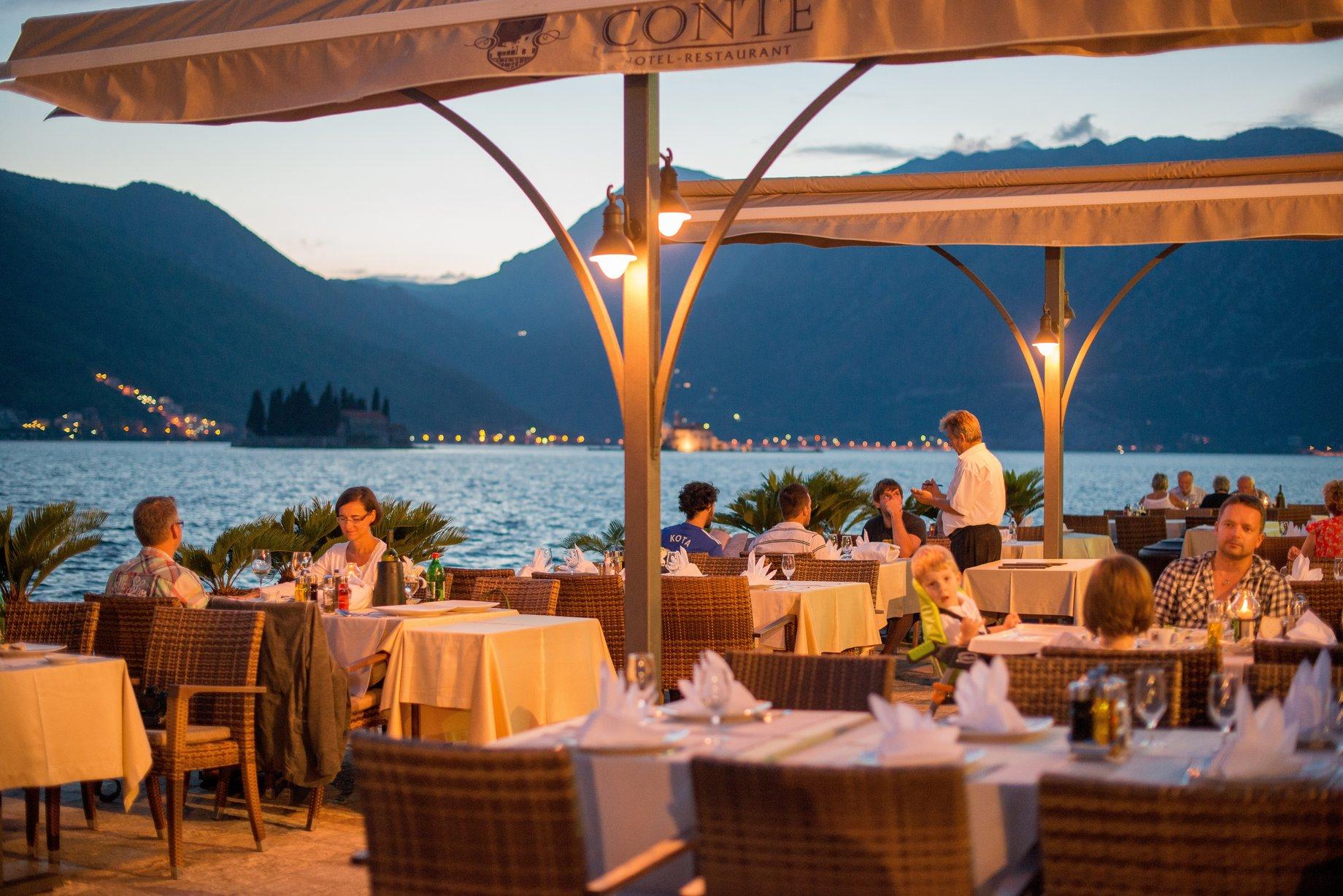 Hotel - restaurant Conte Perast cover photo