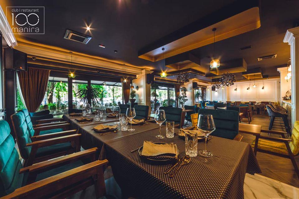 Restoran&Klub 100 Manira cover photo