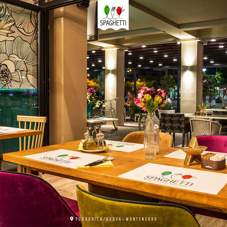 Italian restaurant SPAGHETTI cover photo