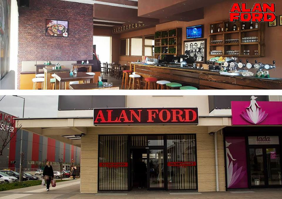 Beerhouse Alan Ford cover photo